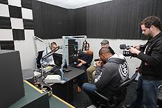 February 10, 2011: Alistair Overeem Visits ESPN Headquarters
