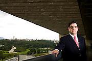 Belo Horizonte_MG, Brasil...Marco Antonio Castello Branco, presidente da Usiminas...Marco Antonio Castello Branco, He is the Usiminas president...Foto: LEO DRUMOND /  NITRO