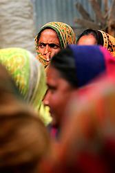 BANGLADESH SIRAJGANJ RADHUNIBARI 30JAN07 - Womens group gathering in a village near the Jamuna river area, traditionally prone to flooding during the Monsoon season...jre/Photo by Jiri Rezac..© Jiri Rezac 2007..Contact: +44 (0) 7050 110 417.Mobile:  +44 (0) 7801 337 683.Office:  +44 (0) 20 8968 9635..Email:   jiri@jirirezac.com.Web:    www.jirirezac.com..© All images Jiri Rezac 2007 - All rights reserved.