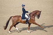 Emma Kanerva - Sini Spirit<br /> FEI European Championships 2013<br /> © DigiShots