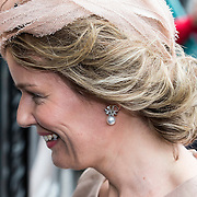 NLD/Maastricht/20140830 - Festivities on the occasion of the 200th jubilee of the Kingdom of the Netherlands in Maastricht - 200 Jaar Koninkrijk der Nederlanden, Queen Mathilde van België