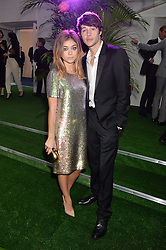 SARAH HYLAND and MATT PROKOP at the Glamour Women of The Year Awards in Association with Next held in Berkeley Square Gardens, Berkeley Square, London on 3rd June 2014.