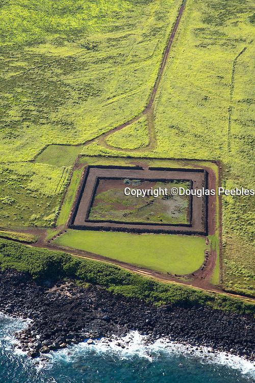 Kamehameha birthsite, North Kohala, Big Island of Hawaii