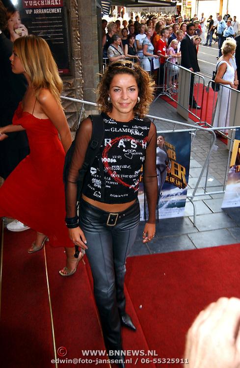 Premiere Tombraider, Claudia de Brey