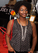 Anicia Jinks on the runway during the 2010 Fall Fashion Preview show at Joey Eric House of Style in The Greene, Saturday, September 25, 2010.