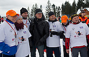 VIII Polish Winter Games Special Olympics at Wisla on February 26, 2012...Poland, Wisla, February 26, 2012..Picture also available in RAW (NEF) or TIFF format on special request...For editorial use only. Any commercial or promotional use requires permission...Photo by © Adam Nurkiewicz / Mediasport