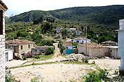 Albania, The old town of Qeparo