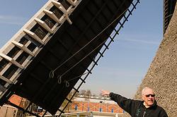 Oliemolen De Passiebloem, Zwolle, Overijssel, Netherlands