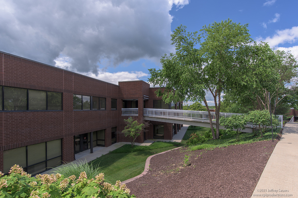 Exterior Image of I 97 Business Park by Jeffrey Sauers of Commercial Photographics, Architectural Photo Artistry in Washington DC, Virginia to Florida and PA to New England