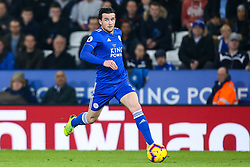 Ben Chilwell of Leicester City - Mandatory by-line: Robbie Stephenson/JMP - 26/02/2019 - FOOTBALL - King Power Stadium - Leicester, England - Leicester City v Brighton and Hove Albion - Premier League