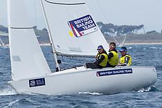 2014  ISAf Sailing World Cup | Sonar