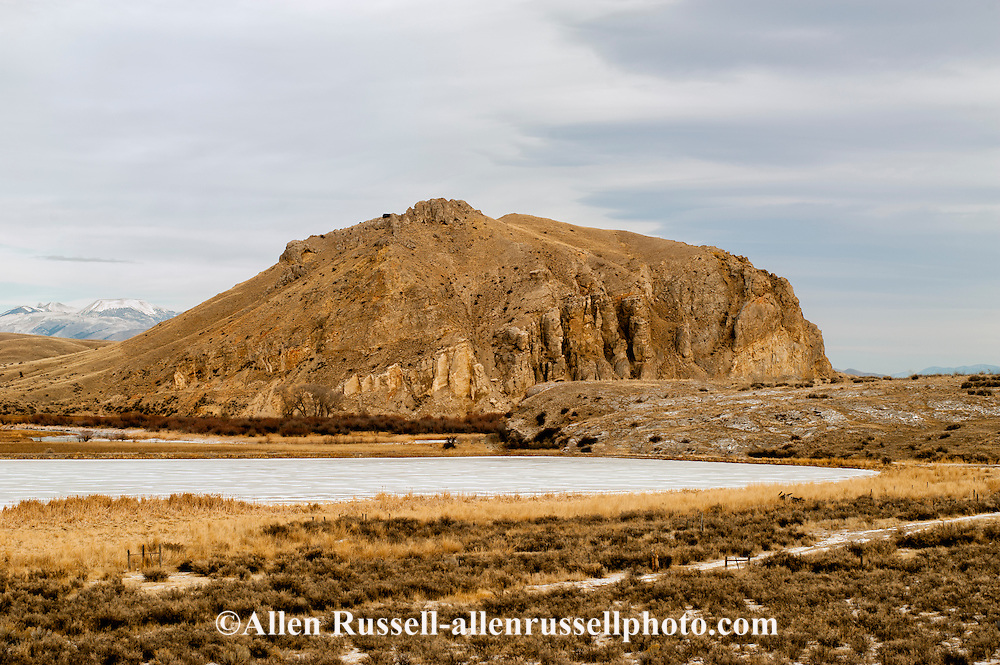 Beaverhead Rock State Park, Lewis and Clark Expedition, landmark, Montana