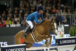 Diniz, Luciana, Fit For Fun<br /> Lyon - Weltcup Finale<br /> Finale III<br /> © www.sportfotos-lafrentz.de/Stefan Lafrentz
