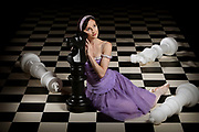 The Australian Ballet unveils its 2017 season: Amber Scott plays the lead role in the new Australian Ballet production of  Alice's Adventures in Wonderland. Picture Chris Pavlich