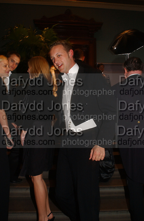 Lord edward Spencer-Churchill. Belle Epoche gala fundraising dinner. National Gallery. 16 March 2006. ONE TIME USE ONLY - DO NOT ARCHIVE  © Copyright Photograph by Dafydd Jones 66 Stockwell Park Rd. London SW9 0DA Tel 020 7733 0108 www.dafjones.com