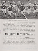 Interprovincial Railway Cup Football Final.Croke Park, Dublin.17.03.1972 .17th March 1972,.Leinster v. Munster