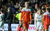 ROTTERDAM - Joep de Mol (Ned) after   the Pro League hockeymatch men, Netherlands- Germany (0-1). )  WSP COPYRIGHT  KOEN SUYK