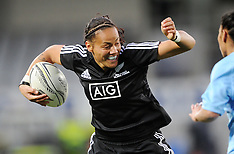 Auckland-Rugby, Women's New Zealand v Samoa