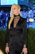 06.MAY.2013. NEW YORK CITY<br /> <br /> CELEBRITIES ARRIVE AT THE COSTUME INSTITUTE GALA FOR THE 'PUNK: CHAOS TO COUTURE' EXHIBITION AT THE METROPOLITAN MUSEUM OF ART<br /> <br /> BYLINE: EDBIMAGEARCHIVE.CO.UK<br /> <br /> *THIS IMAGE IS STRICTLY FOR UK NEWSPAPERS AND MAGAZINES ONLY*<br /> *FOR WORLD WIDE SALES AND WEB USE PLEASE CONTACT EDBIMAGEARCHIVE - 0208 954 5968*