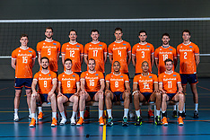 20191228 NED: Team photo Volleyball men, Arnhem