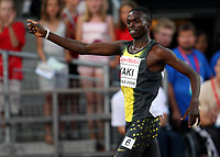 Friidrett , 6. juni 2008 , Golden League Bislett Games <br /> Audisha Kaki , winner 800 metres ,