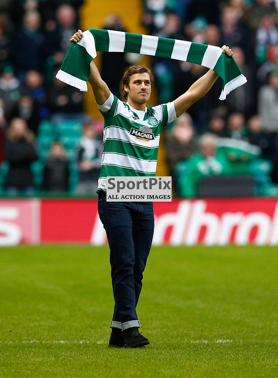Celtic v St.Johnstone in the Ladbrokes Premiership....new signing Erik Sviatchenko.....(c) STEPHEN LAWSON | SportPix.org.uk