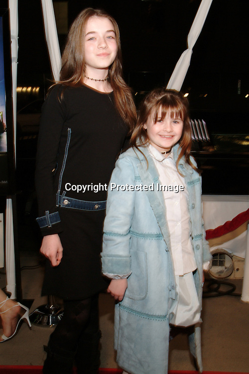 Emma and Sarah Bolger<br />