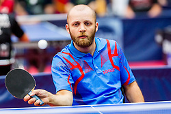 (CZE) SVATOS Petr in action during 15th Slovenia Open - Thermana Lasko 2018 Table Tennis for the Disabled, on May 10, 2018 in Dvorana Tri Lilije, Lasko, Slovenia. Photo by Ziga Zupan / Sportida