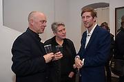 BEN LANGLANDS; NIKKI BELL; HENRY HUDSON, Hominidae- Henry Hudson private view. TJ Boulting. Riding House St. London. 20 November 2012.