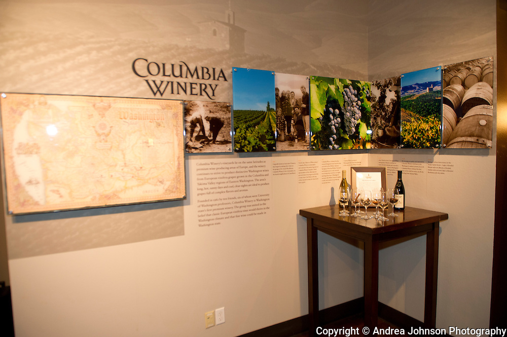 Columbia Winery, Woodinville, Washington