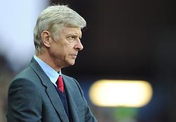 Arsenal Manager Arsene Wenger - Mandatory byline: Dougie Allward/JMP - 13/12/2015 - Football - Villa Park - Birmingham, England - Aston Villa v Arsenal - Barclays Premier League