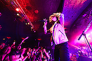 Neon Trees perform at the Showbox Market on June 6, 2015.