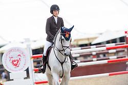Springsteen Jessica, USA, Cynar W<br /> CSI5* Jumping<br /> Royal Windsor Horse Show<br /> © Hippo Foto - Jon Stroud