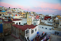 Maroc, Tanger, la medina // Morocco, Tangier (Tanger), the medina, old city