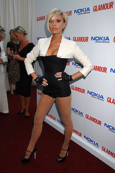 VICTORIA BECKHAM at the Glamour magazine Women of the Year Awards held in the Berkeley Square Gardens, London W1 on 5th June 2007.<br /><br />NON EXCLUSIVE - WORLD RIGHTS