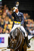 Patrick Kittel - Delaunay Old<br /> World Cup Herning 2017<br /> © DigiShots