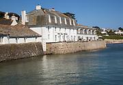 The Idle Rocks hotel, St Mawes, Cornwall, England, UK