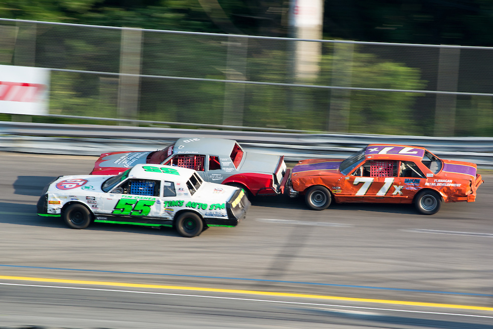 Lets Go to the races<br /> Factory Stock racing<br /> #310, Driven by Bill Stockert<br /> #55, Driven by Tim O'Shea<br /> #71x, Driven by Tiffany Olejnik<br /> <br />  Wall Stadium Speedway, Wall, NJ