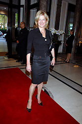 ALISON JACKSON at a party to celebrate the 180th Anniversary of The Spectator magazine, held at the Hyatt Regency London - The Churchill, 30 Portman Square, London on 7th May 2008.<br /><br />NON EXCLUSIVE - WORLD RIGHTS