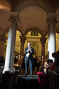 JONATHAN NEWHOUSE, Italian Vanity Fair's 10 Anniversary celebration  hosted by Luca Dini. . Fondazione Cini, Isola di San Giorgio. Venezia.  1 September 2013