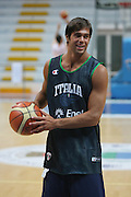 Roseto degli Abruzzi, 19/05/2008<br /> Basket, Ritiro Nazionale Italiana Maschile<br /> Nella foto: bruno cerella<br /> Foto Ciamillo