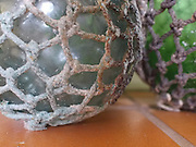 Japanese glass fishing ball