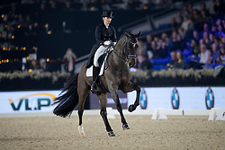 Barbancon Mestre Morgan, ESP, Sir Donnerhall II Old<br /> Vlaanderens Kerstjumping - Memorial Eric Wauters - Mechelen 2018<br /> © Hippo Foto - Dirk Caremans<br /> 29/12/2018