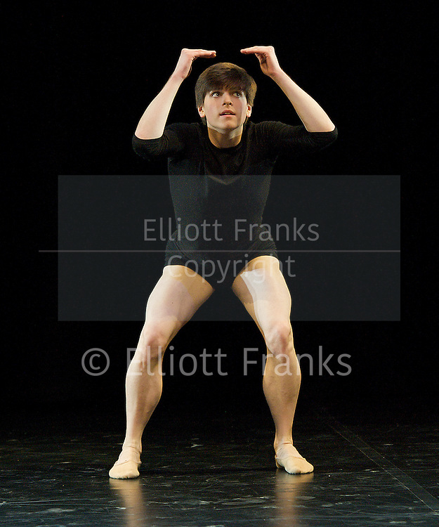 Emerging Dancer 2012 <br /> English National Ballet <br /> at the Queen Elizabeth Hall, Southbank, London, Great Britain <br /> 5th March 2012<br /> <br /> Nominees<br /> <br /> Barry Drummond<br />  <br /> <br /> Photograph by Elliott Franks