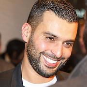 NLD/Amsterdam/20151110 - Life After Football Award 2015, Soufian Asafiati