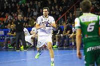Kornel Nagy  - 04.03.2015 - Nimes / Dunkerque - 17eme journee de Division 1<br />Photo : Andre Delon / Icon Sport