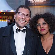 NLD/Utrecht/20130925 - Opening NFF 2012 - premiere Hoe Duur was de Suiker, Kenneth Herdigein en partner