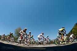 CIAVATTA Paolo of Acqua & Sapone during 3rd Stage (219 km) at 19th Tour de Slovenie 2012, on June 16, 2012, in Bled, Slovenia. (Photo by Urban Urbanc / Sportida.com)