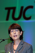 Kay Carberry, TUC Assistant General Secretary...© Martin Jenkinson, tel 0114 258 6808 mobile 07831 189363 email martin@pressphotos.co.uk. Copyright Designs & Patents Act 1988, moral rights asserted credit required. No part of this photo to be stored, reproduced, manipulated or transmitted to third parties by any means without prior written permission