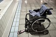 Natural born swimmers-nuotatori disabili, Milano, 2014